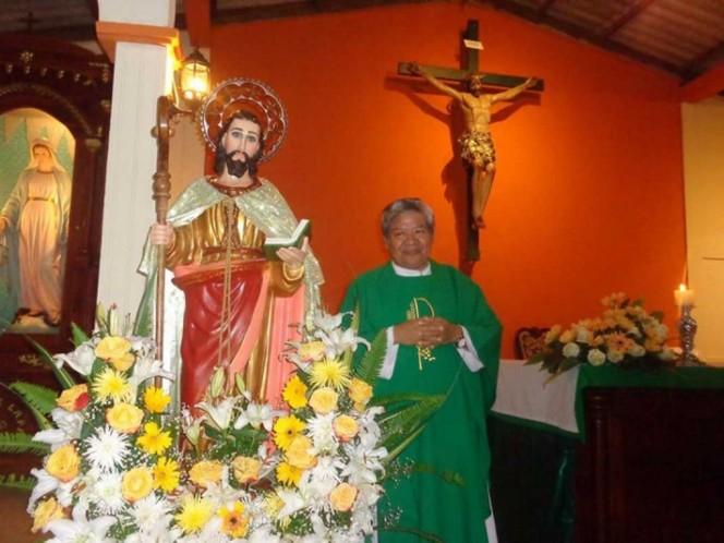 Sacerdote estable tras ataque con ácido de ciudadana rusa en Nicaragua