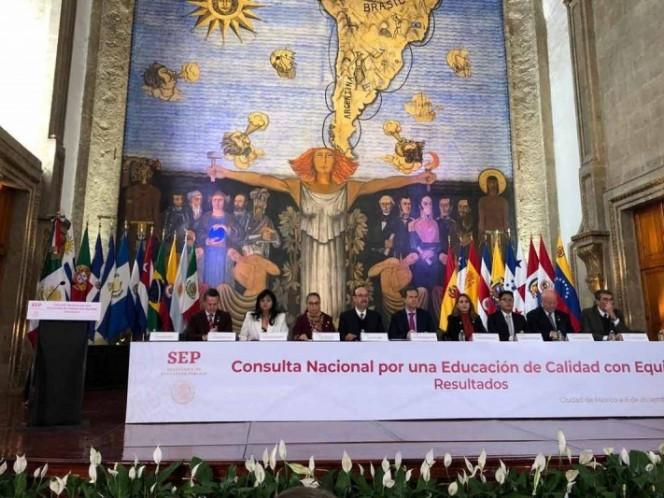SEP mantendrá evaluación a docentes, pero será diagnóstica: Moctezuma Barragán