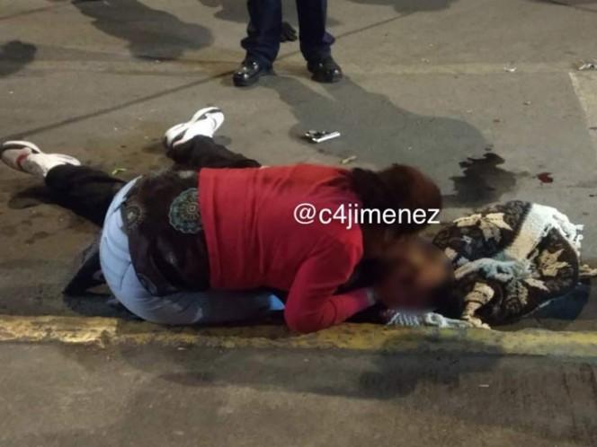 Menores asesinan a policía en intento de asalto en Iztapalapa