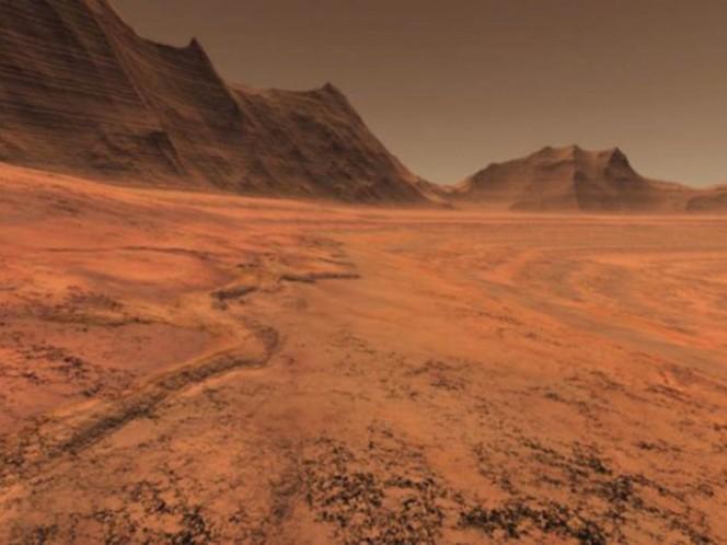 Escucha los primeros sonidos del viento captados en Marte