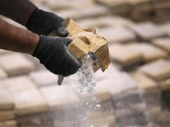 Detuvieron a pareja de septuagenarios por traficar cocaína