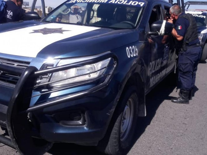 Presunto agente de PGR balea a caravana de peregrinos en Hidalgo