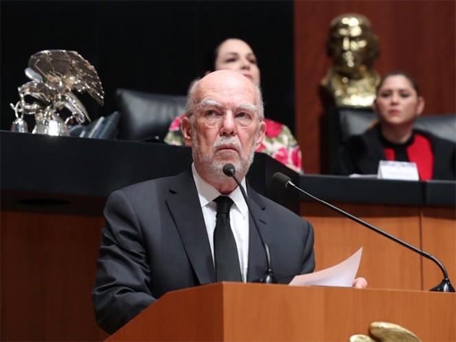 Tras receso, Senado reanuda elección de ministro
