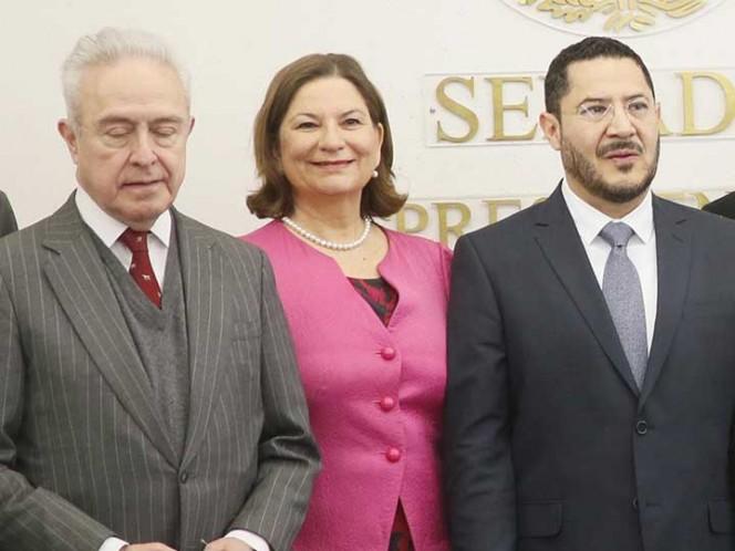 ¿Quién es Martha Bárcena, propuesta como embajadora en Estados Unidos?