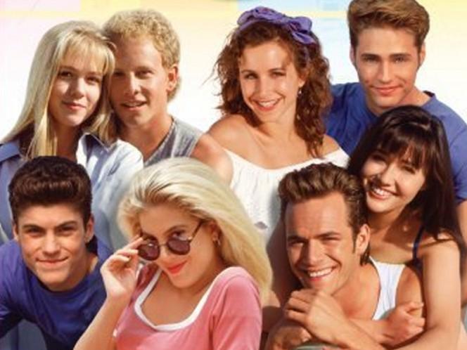 Vuelve Beverly Hills 90210, con su reparto original