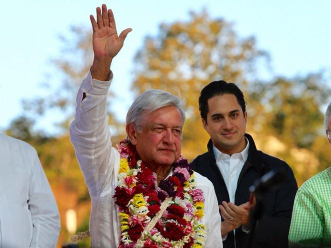 Trabajar unidos para impulsar el desarrollo: López Obrador