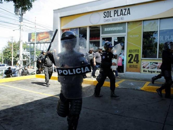 El Gobierno de Nicaragua reporta 340 presos por protestar contra Ortega