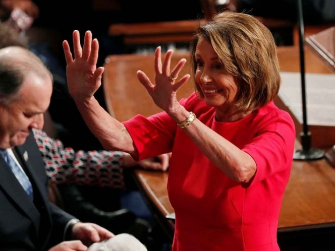 Trump amenaza con construir el muro aun sin apoyo del Congreso