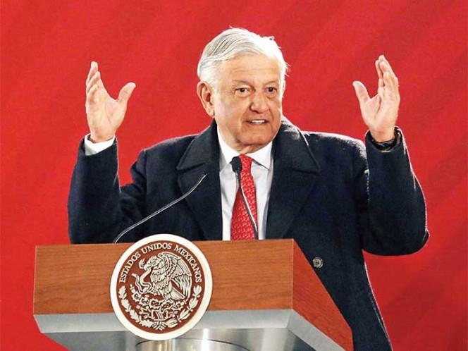 'Transparentan bienes o se van': Andrés Manuel López Obrador