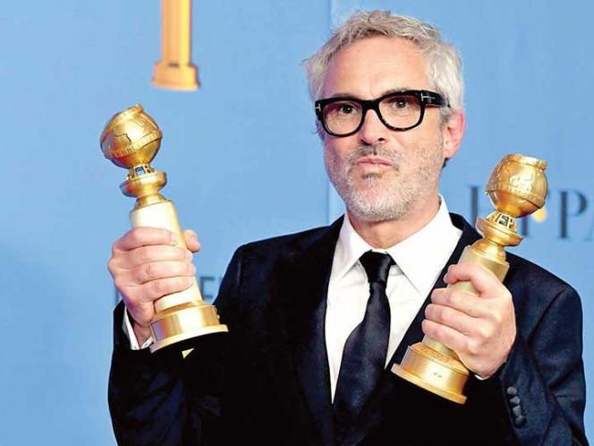 Alfonso Cuarón: gracias México