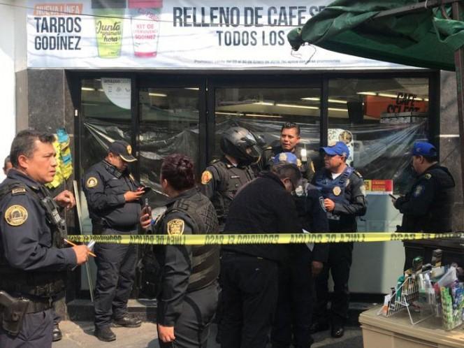 El incidente se produjo después de que el agraviado intentó desapoderar de su arma de cargo al custodio. Foto: Cuartoscuro
