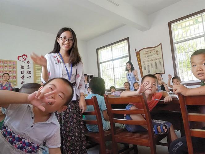 Mexicanos buscan el sueño chino; enseñar inglés, empleo más recurrente