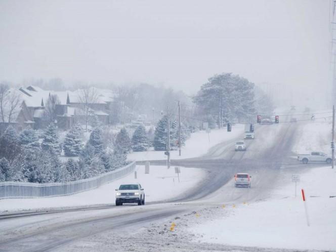 Tormenta invernal deja al menos 7 muertos en Estados Unidos