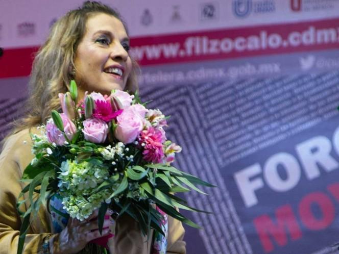 Beatriz Gutiérrez Müller participa como columnista en el Semanario Desde la Fe