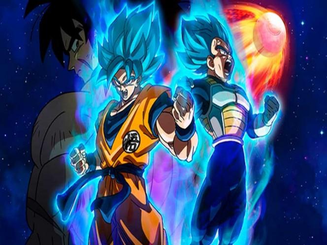 'Dragon Ball Z Super: Broly' lidera la taquilla en México