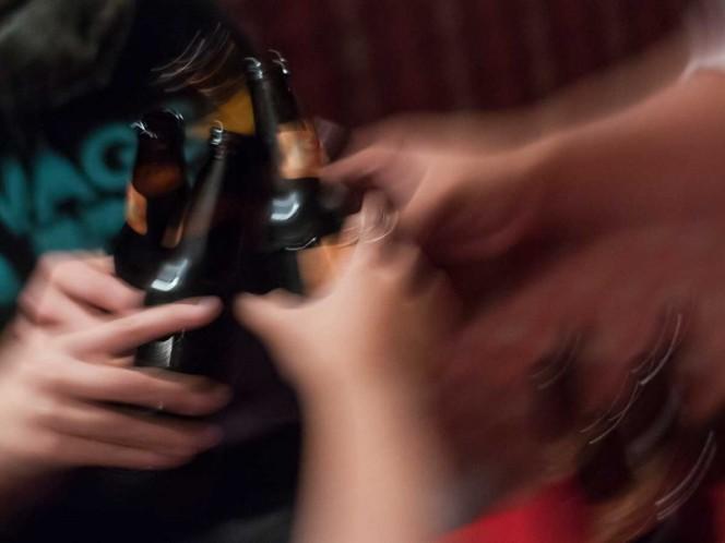 A los 10 años se inicia el consumo de alcohol en México: Conadic