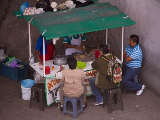 Mexicanos consideran los tacos como la cena ideal