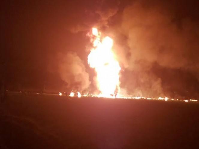 Explota ducto cuando personas recolectaban combustible; reportan decenas de quemados