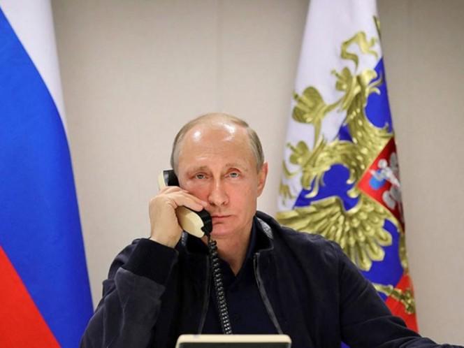 Putin respalda a Nicolás Maduro
