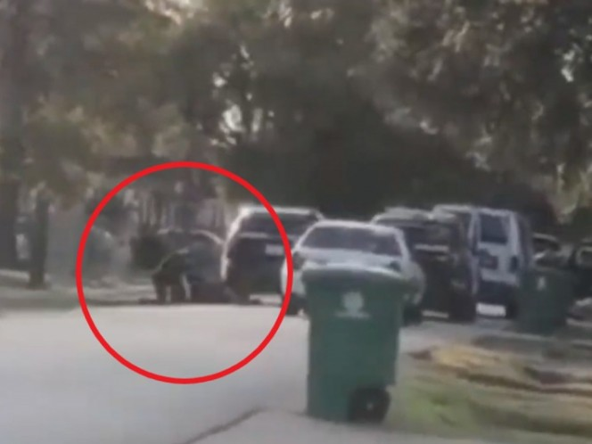Tiroteo en Houston deja cinco policías heridos
