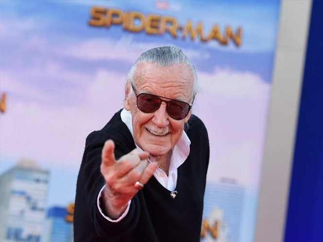 Stan Lee será recordado como un superhéroe en Hollywood