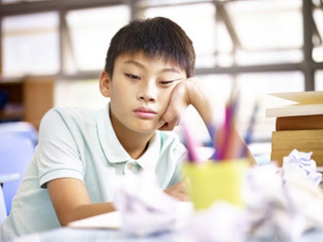 Un niño finge su secuestro para no tener que hacer los deberes