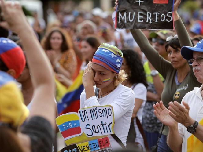 Morena y PAN se enfrentan en el Senado por crisis en Venezuela