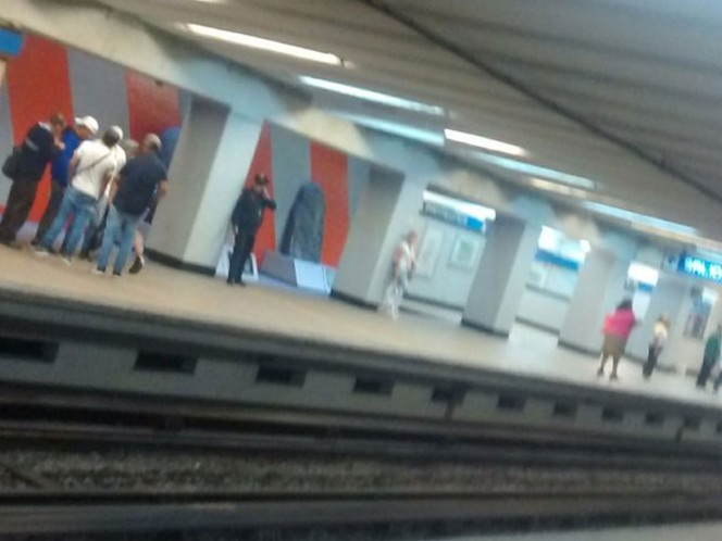 Liberan a dos presuntos secuestradores del Metro