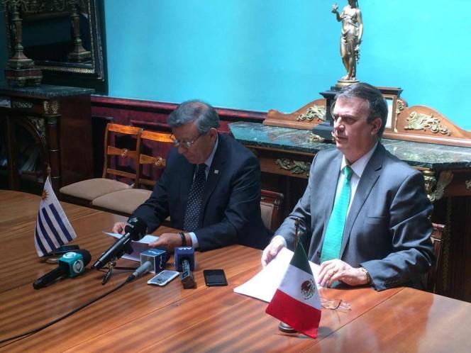 Proponen 'Mecanismo de Montevideo' para solucionar crisis en Venezuela