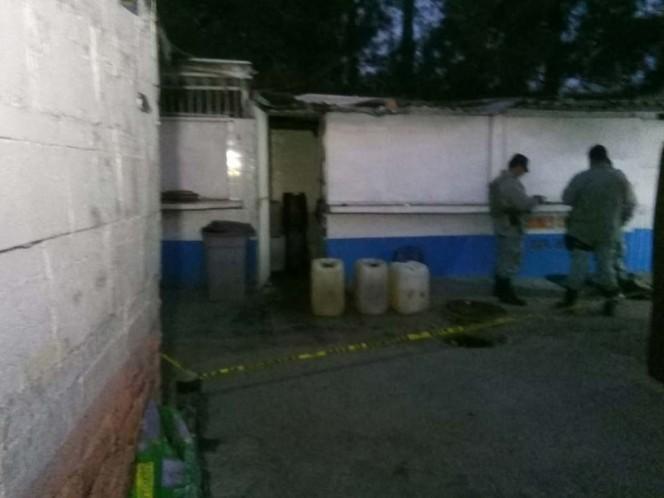 Descubren toma clandestina de gasolina en la Ciudad de México