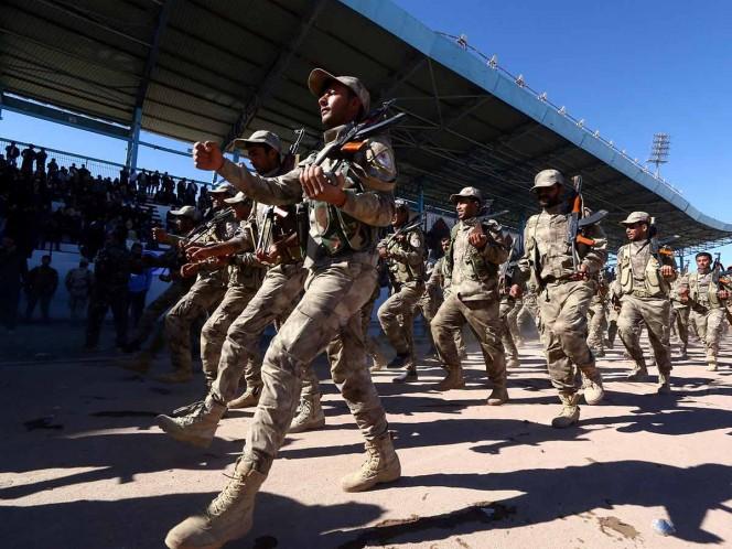 Se intensifican combates contra último bastión del Estado Islámico en Siria