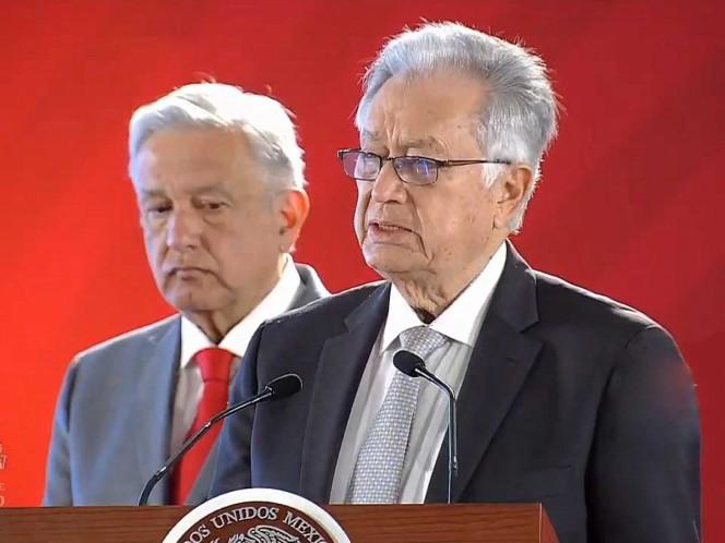 Gobierno de México Andrés Manuel López Obrador Presidencia de la República Economía Seguridad Justicia Corrupción CFE