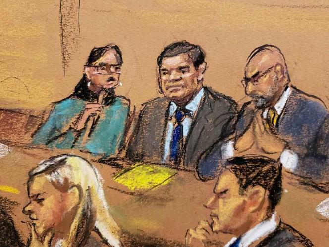 Declaran culpable a 'El Chapo' Guzmán en Estados Unidos