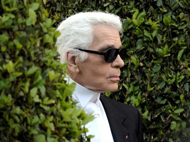 Muere Karl Lagerfeld, el 'káiser' que resucitó a Chanel