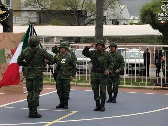 19 de febrero: Día del Ejército Mexicano
