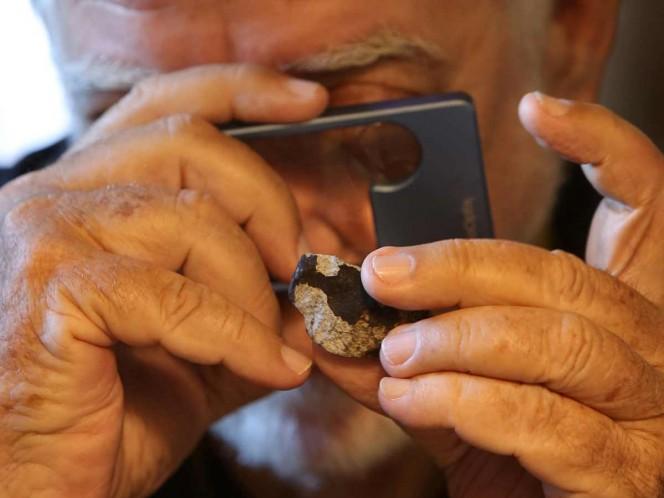 Wissenschaftler warnen vor Radioaktivität des Kuba-Meteoriten | Quelle: https://www.excelsior.com.mx | Bilder sind in der Regel urheberrechtlich geschützt