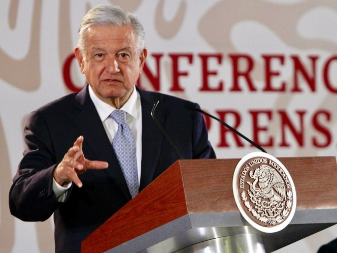 El presidente de la República, Andrés Manuel López Obrador. – Foto: Notimex