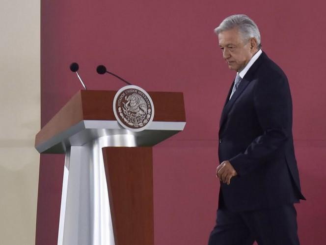 Expresidentes responden a AMLO por posible juicio en su contra