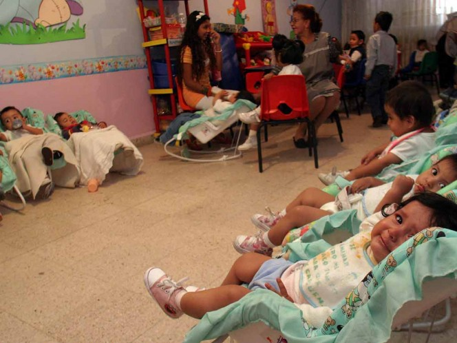 Financiará la Benito Juárez estancias infantiles