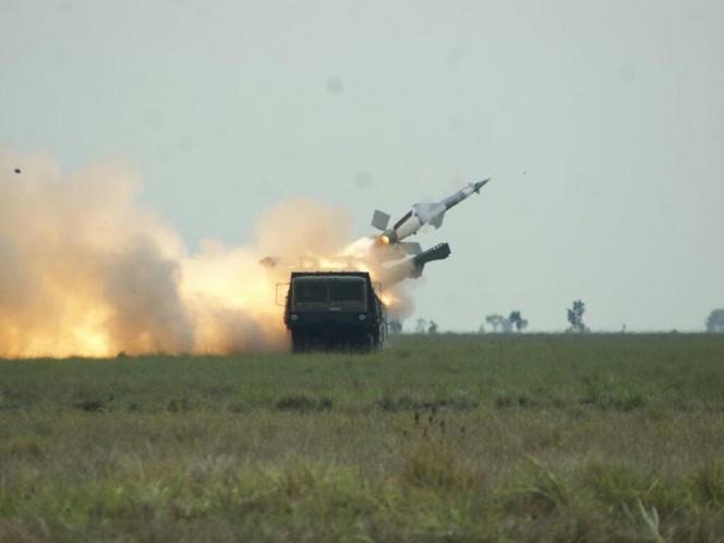 Así probó Venezuela sus nuevos misiles antiaéreos fabricados en Rusia