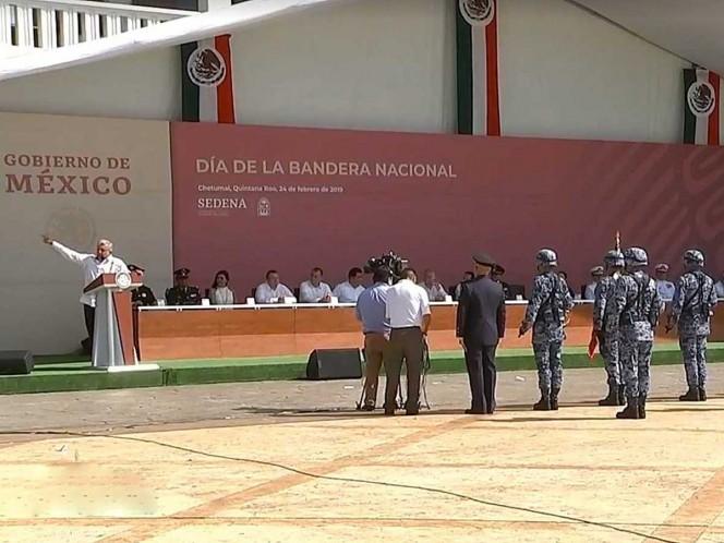 Quintana Roo será zona libre en la frontera sur: AMLO