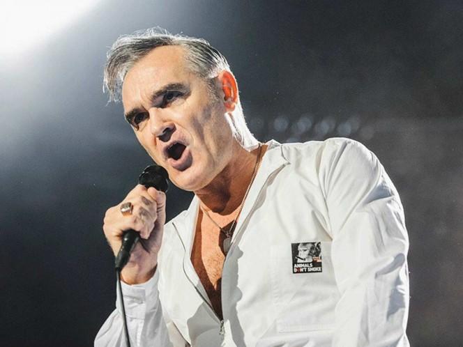 Morrissey lanza un disco de covers secundado por Billie Joe Armstrong