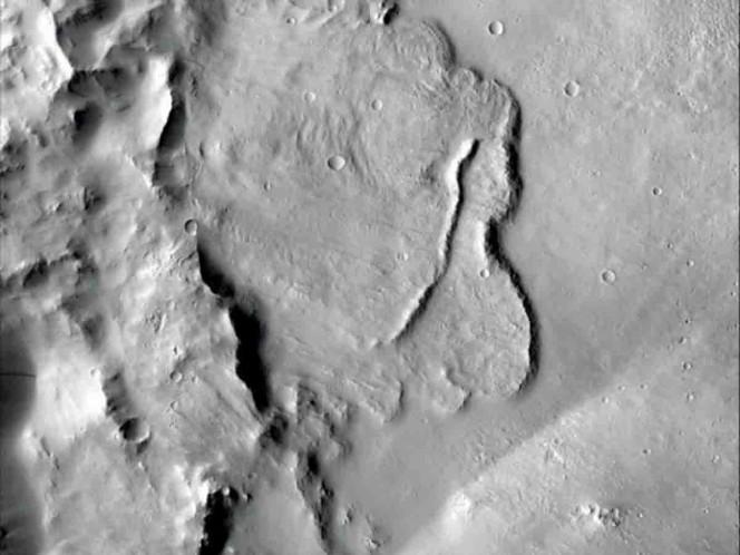 Revelan que Marte tuvo un sistema de lagos subterráneos interconectados