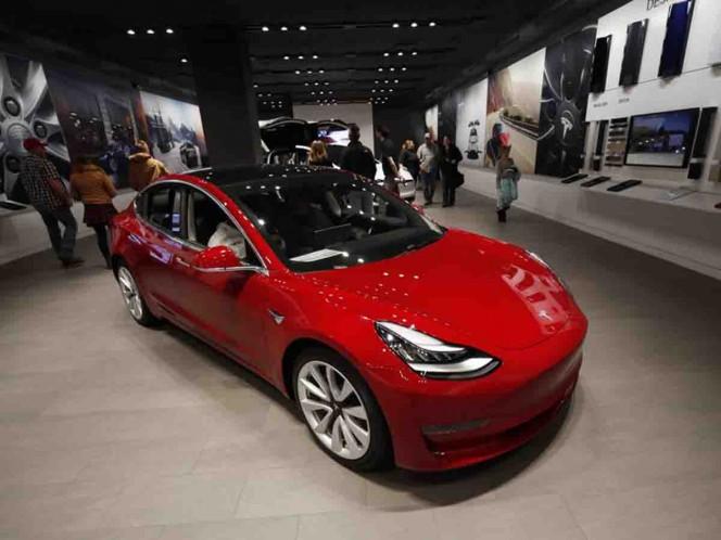 Ya puedes pedir el Tesla Model 3 de US$35,000