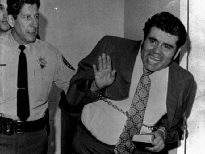 Asesino serial mexicano en California muere a los 85 años