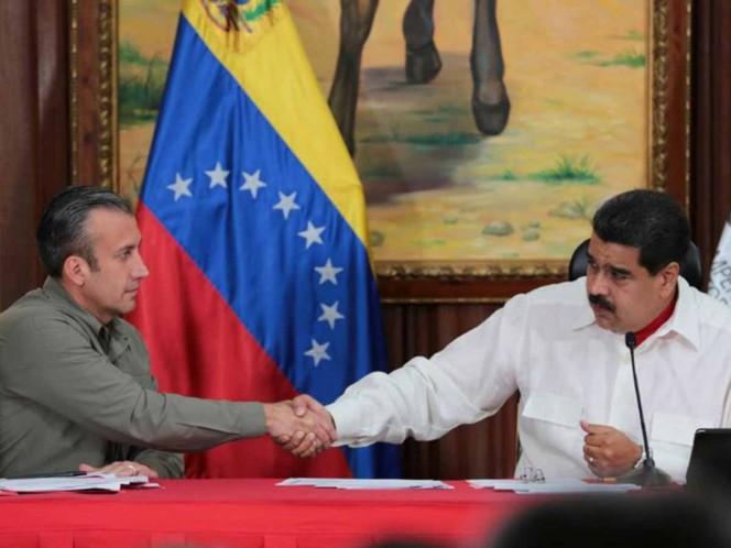 EE UU presenta cargos contra Tareck El Aisami por narcotráfico — AFP