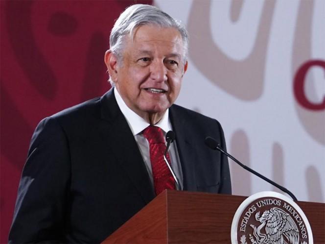 Conferencia de prensa de López Obrador — En vivo
