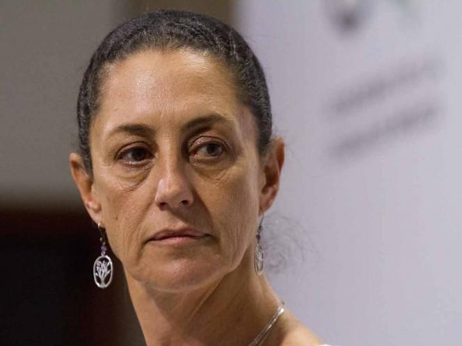 Se buscan recursos privados para mantener GP de México: Sheinbaum