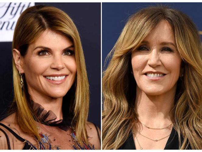 Detienen a actrices Lori Loughlin y Felicity Huffman por red de corrupción