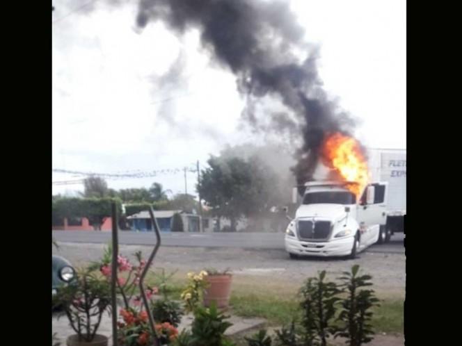 Reportan cinco muertos tras ofensiva de narcotraficantes contra policía en Veracruz — México